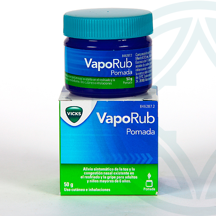 Farmacia Jiménez | Vicks VapoRub 50 g