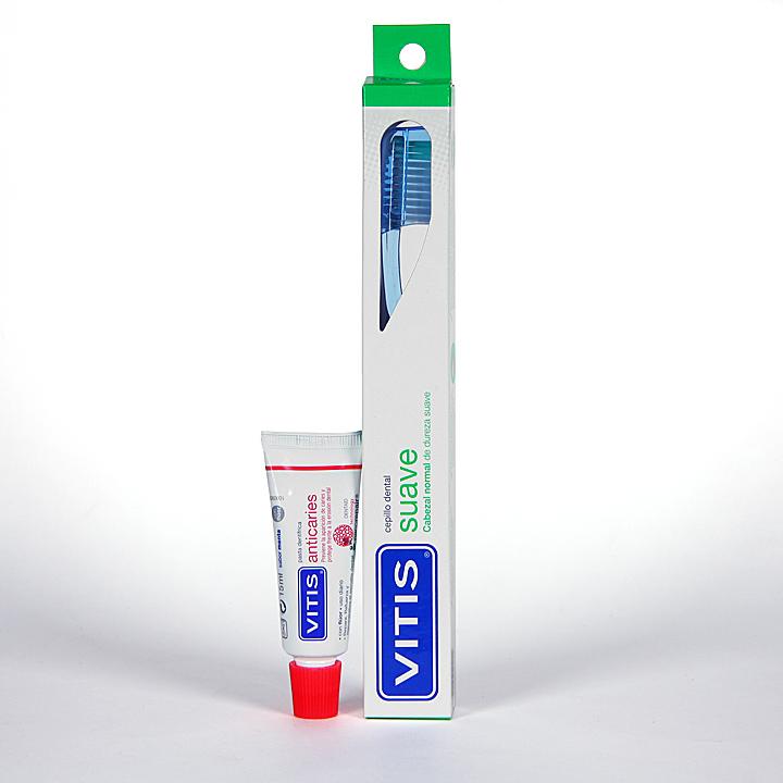 Farmacia Jiménez | Vitis Cepillo dental suave