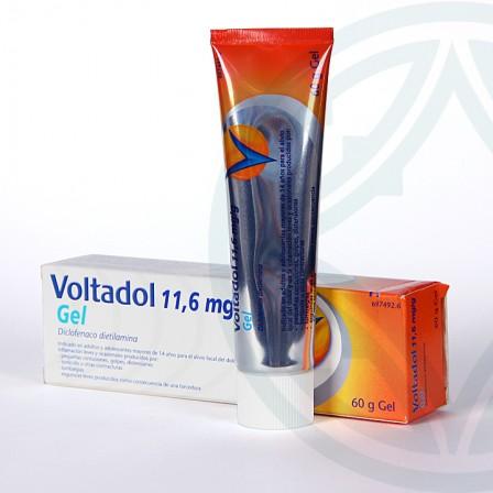 Farmacia Jiménez | Voltadol 11,6 mg/g gel tópico 60 g