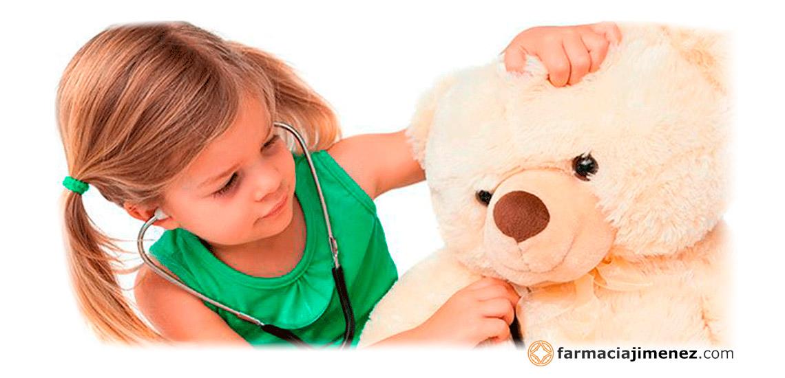 Antitérmicos para niños, ¿es seguro?