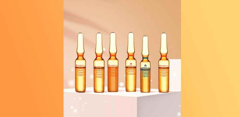 Endocare Ampollas, ¡descúbrelas todas! Vitamina C, Tensage, c20 proteoglicanos, Oil free...