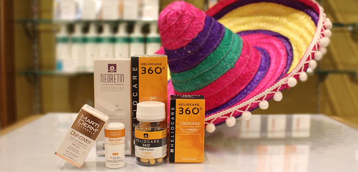 Los 5 de farmaciajimenez para un verano 10
