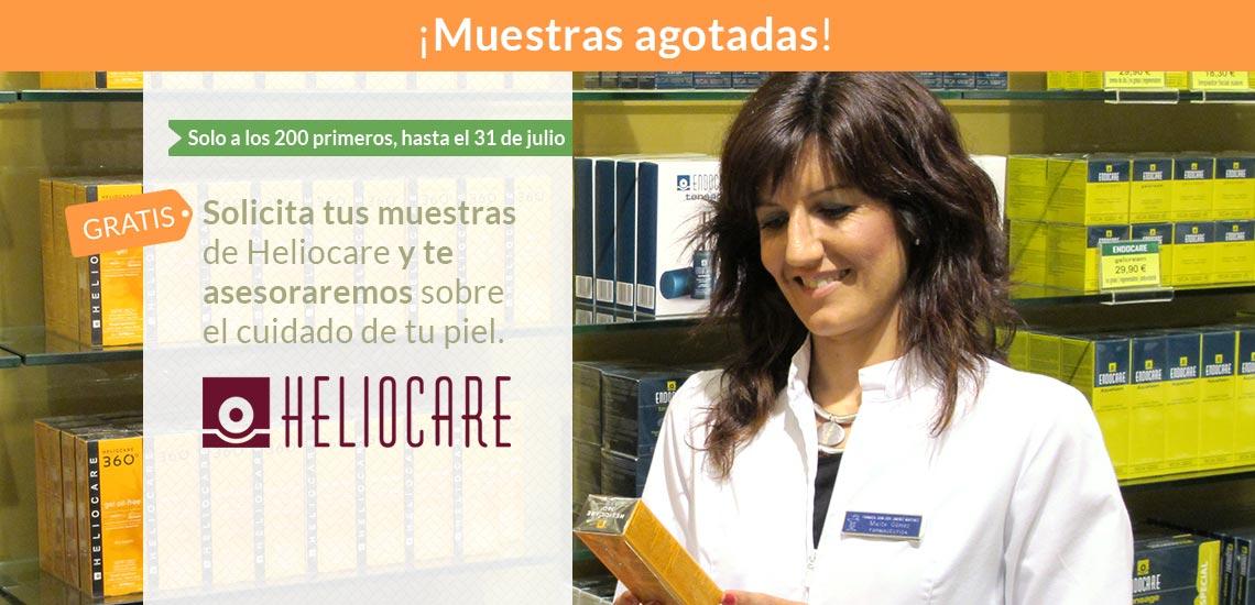 ¿Quieres probar Heliocare?