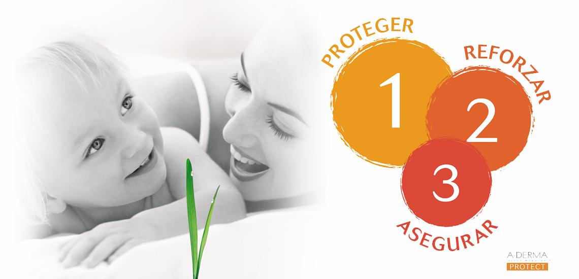 ¿Piel atópica en Verano? Sin problema, A-Derma Protect.
