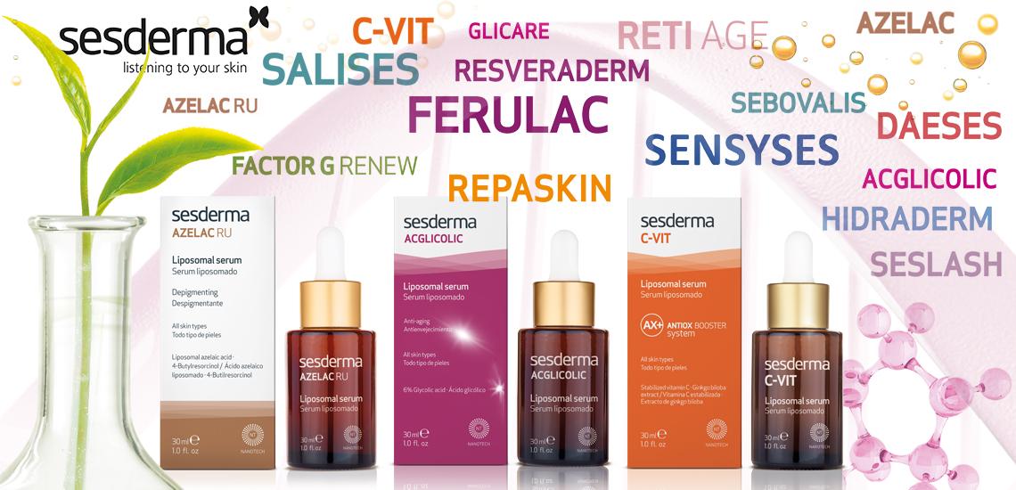 Sesderma en farmaciajimenez: es por tu piel