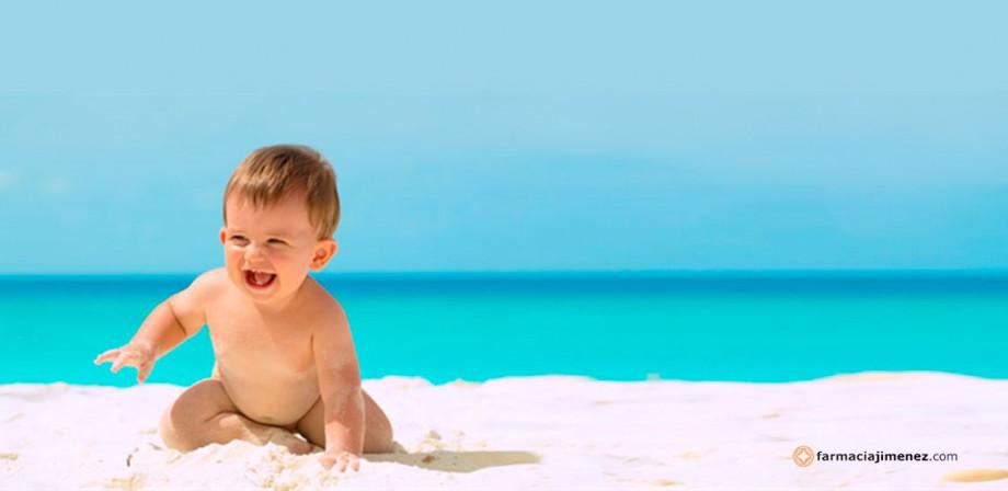 Tus hijos y el Sol: 5 preguntas frecuentes en la farmacia.