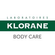 klorane body care logo