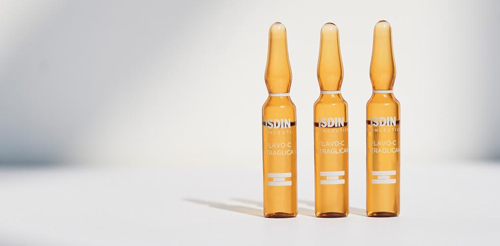 Ampollas ISDIN Isdinceutics, las ampollas perfectas para tu rutina de Día y Noche