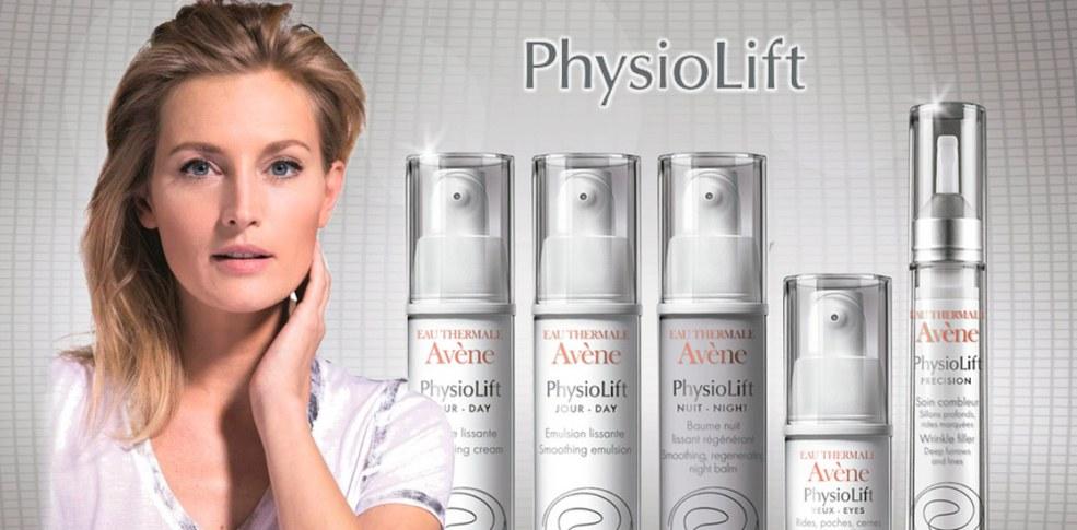 Avène Physiolift, desafiar al tiempo con firmeza