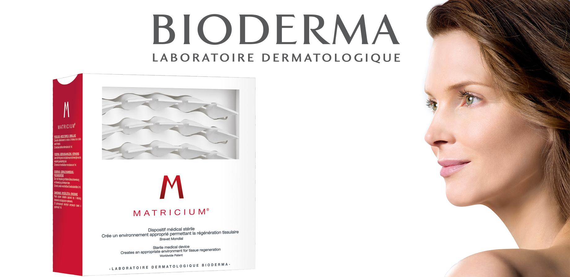 Bioderma Matricium, los 62 activos definitivos para la regeneración de la piel