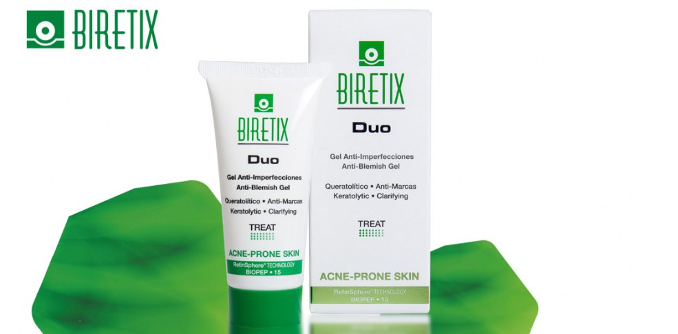 Cuidado antiacné, Biretix Duo Gel Anti-imperfecciones