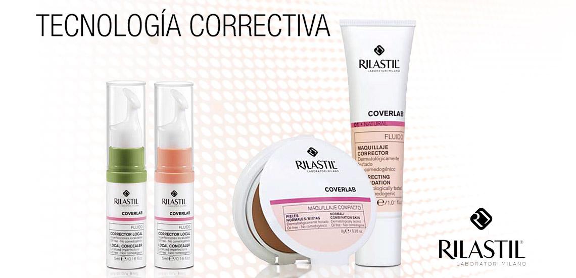 Cumlaude Rilastil Coverlab, el nuevo maquillaje oil free