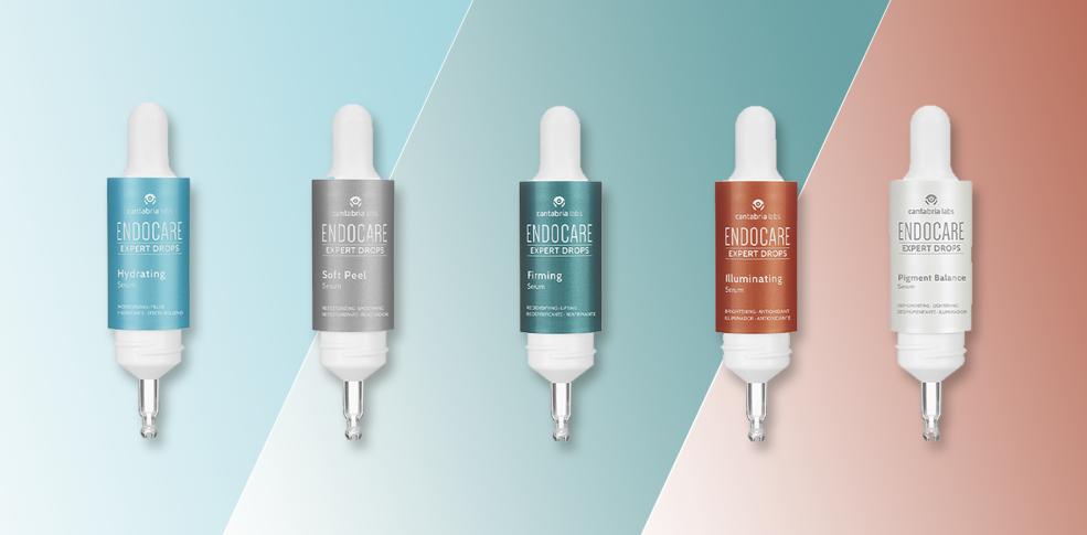 Endocare Expert Drops, tu tratamiento completo con serums día y noche