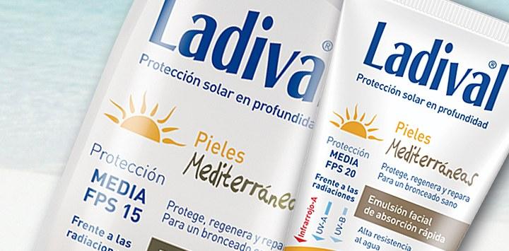 Ladival Pieles Mediterráneas, bronceado y protección.
