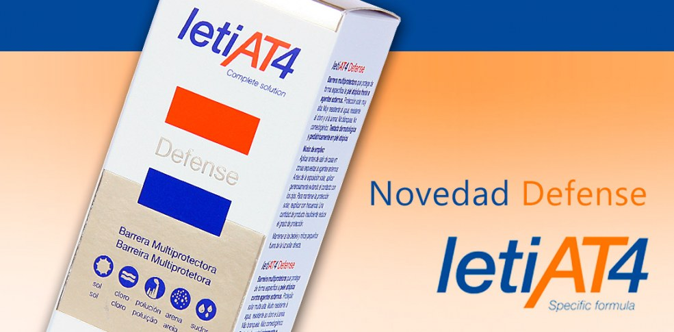 Leti AT4 DEFENSE, lo nuevo de Leti AT4