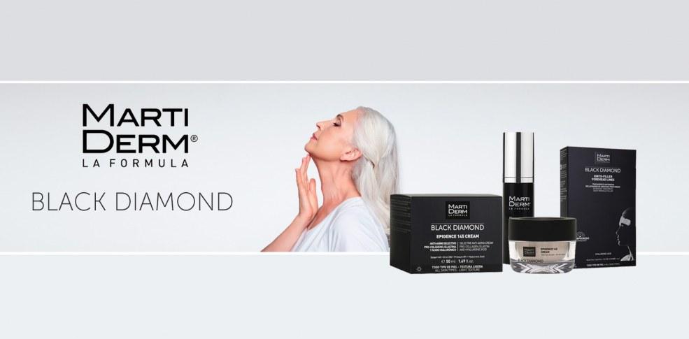 Martiderm Black Diamond: tratamiento integral antiedad para tu piel
