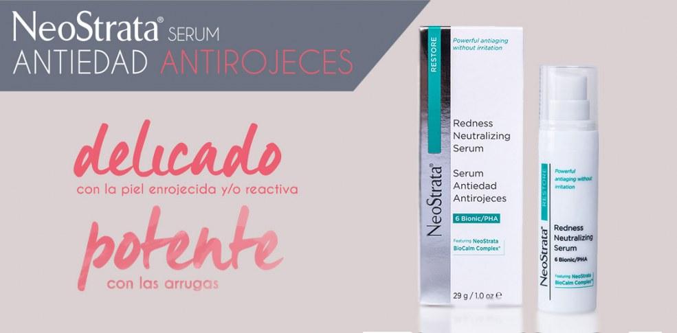 Neostrata Restore Serum Antiedad Antirojeces