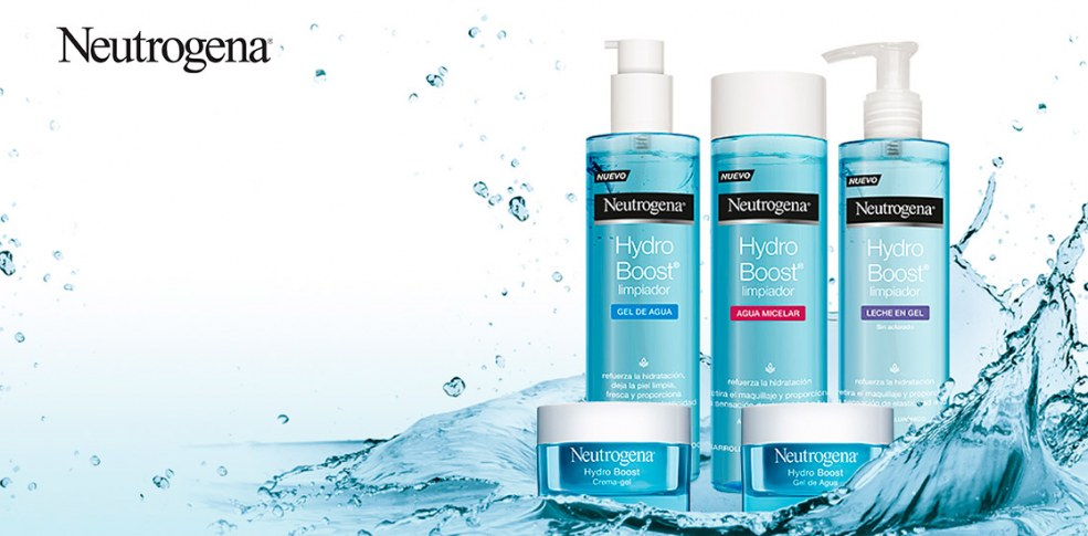 Neutrogena Hydro boost, la hidratación más duradera