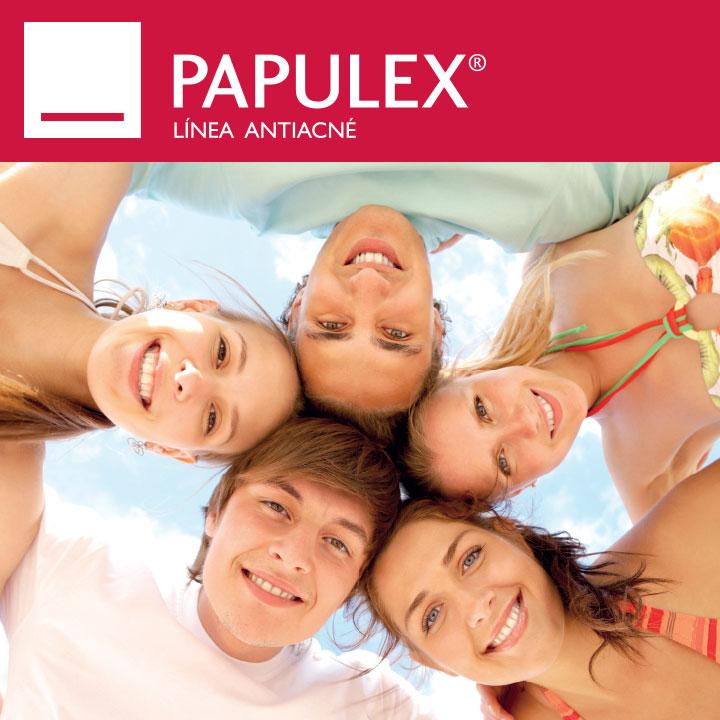 Papulex: Nueva fórmula contra el acné.