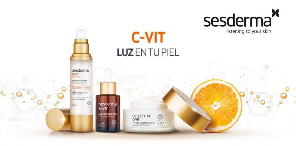 Sesderma C-VIT, ¡Luz para tu piel!