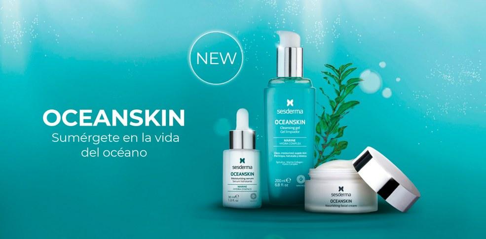 Sesderma Oceanskin, la hidratación suprema que tu piel necesita