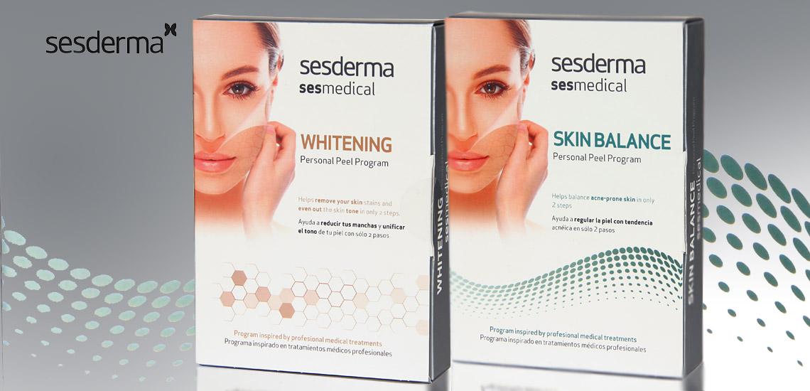 Sesderma Sesmedical Personal Peel Program ¡Renueva tu piel!