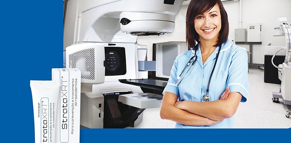 Strata XRT: para combatir la radiodermitis