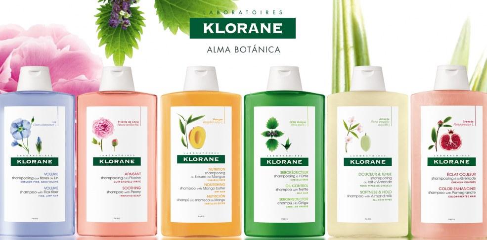 Tratamientos y cuidados del cabello Klorane Capilar ¡Descúbrelos gama a gama!