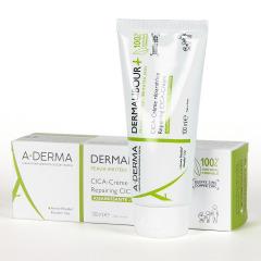 A-Derma Dermalibour+ Cica Crema Reparadora 100 ml