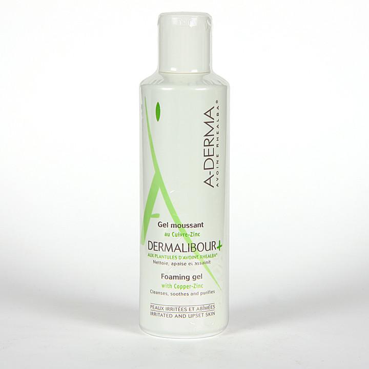 A-Derma Dermalibour+ Gel Limpiador 250 ml