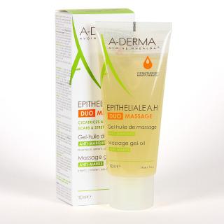 A-Derma Epitheliale AH DUO Massage Gel-Aceite 100 ml