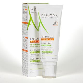 A-Derma Exomega Control Leche 200 ml
