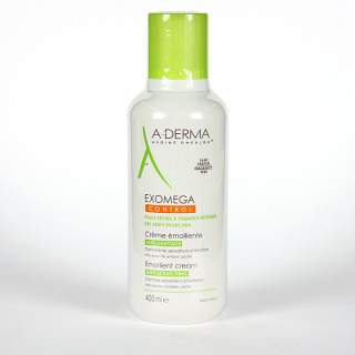 A-Derma Exomega Control Crema 400 ml