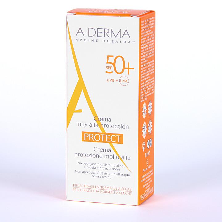 A-Derma Protect Crema Solar SPF 50+ 40 ml