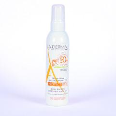 A-Derma Protect Kids Spray Solar Niños SPF 50+ 200 ml