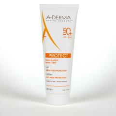 A-Derma Protect Leche SPF50+ 250 ml