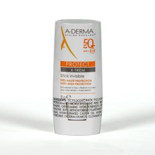 A-Derma Protect X-Trem Stick Solar SPF50+ 8g