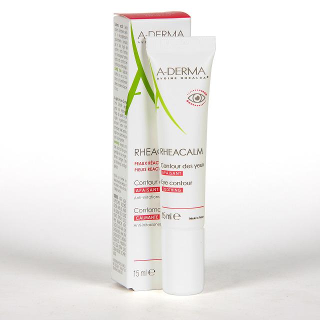 A-Derma Rheacalm Contorno de ojos 15ml