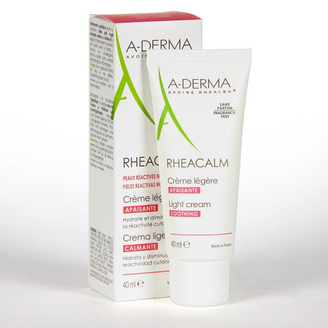 A-Derma Rheacalm Crema enriquecida 40ml