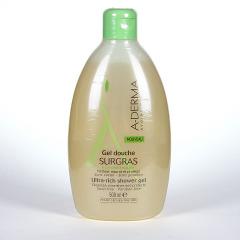 A-Derma Gel de ducha sobregraso 500 ml