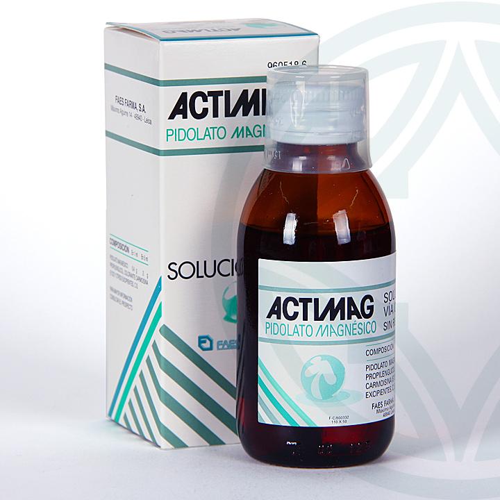 Actimag solución oral 100 ml
