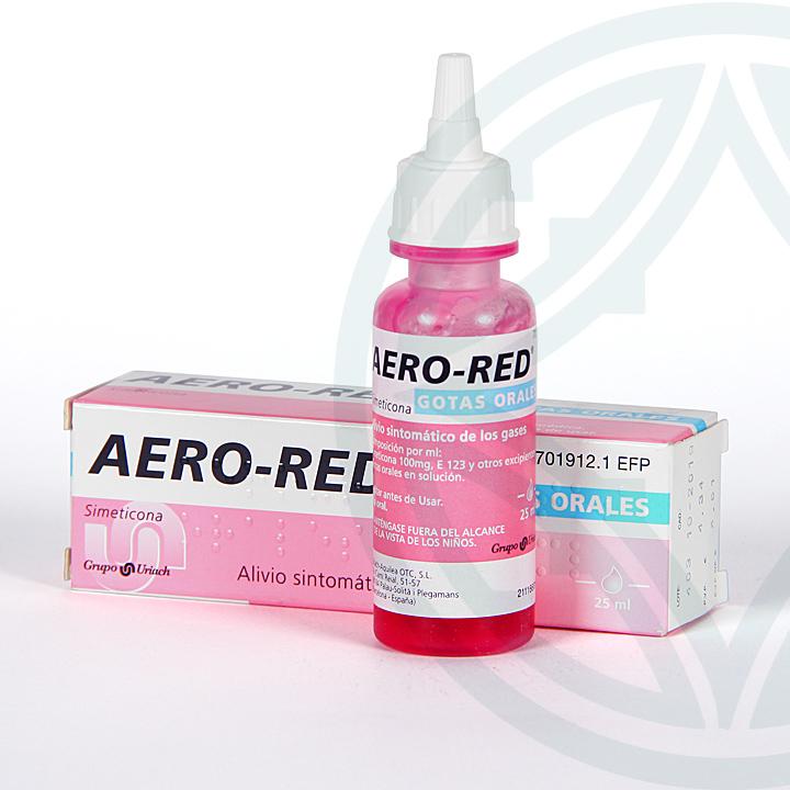 Aero-Red gotas orales 25 ml