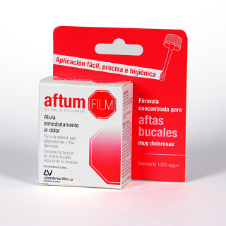 Aftum Film gel de alta densidad 10 ml