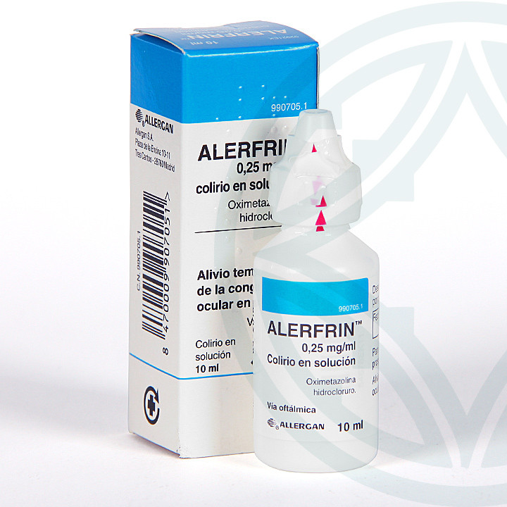 Alerfrin colirio 10 ml