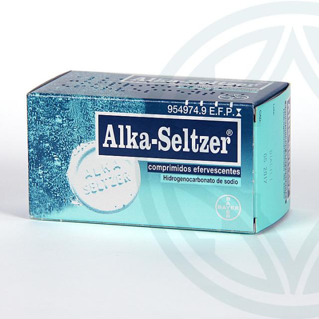 Alka-Seltzer 20 comprimidos efervescentes