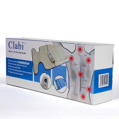 Clabi Almohadilla Eléctrica Dorsal-Cervical