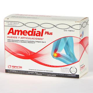 Amedial Plus Huesos y Articulaciones 20 sobres