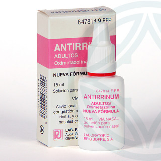 Antirrinum Adultos 0,5 mg/ml pulverizador 15 ml