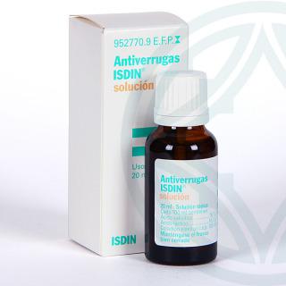 Antiverrugas Isdin solución 20 ml