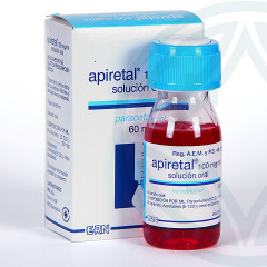 Apiretal solución oral 60 ml